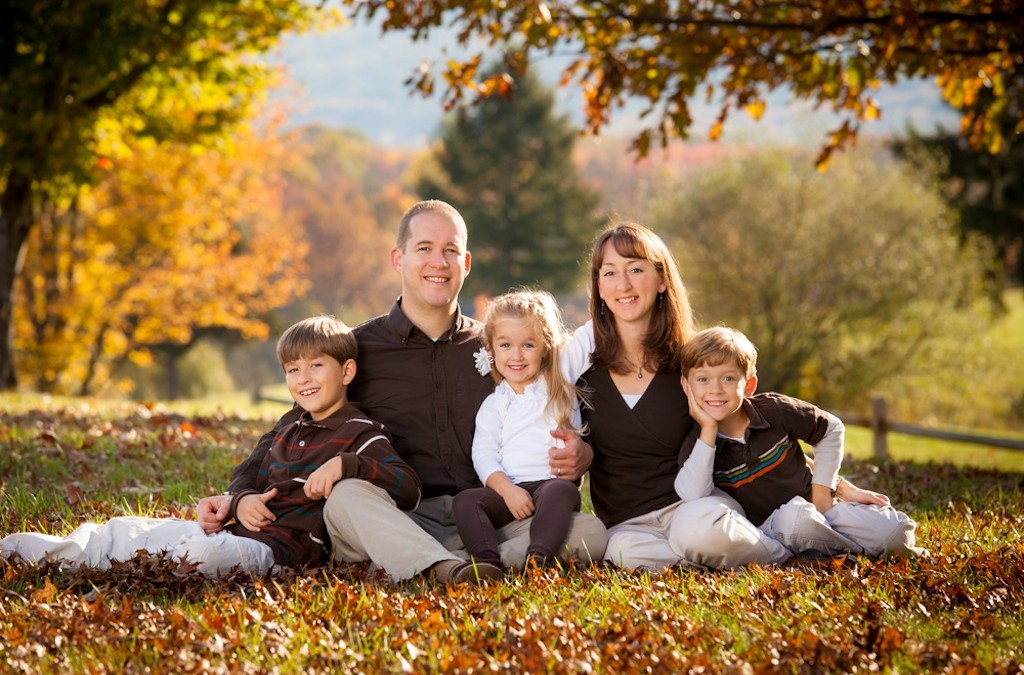Styling your family portraits