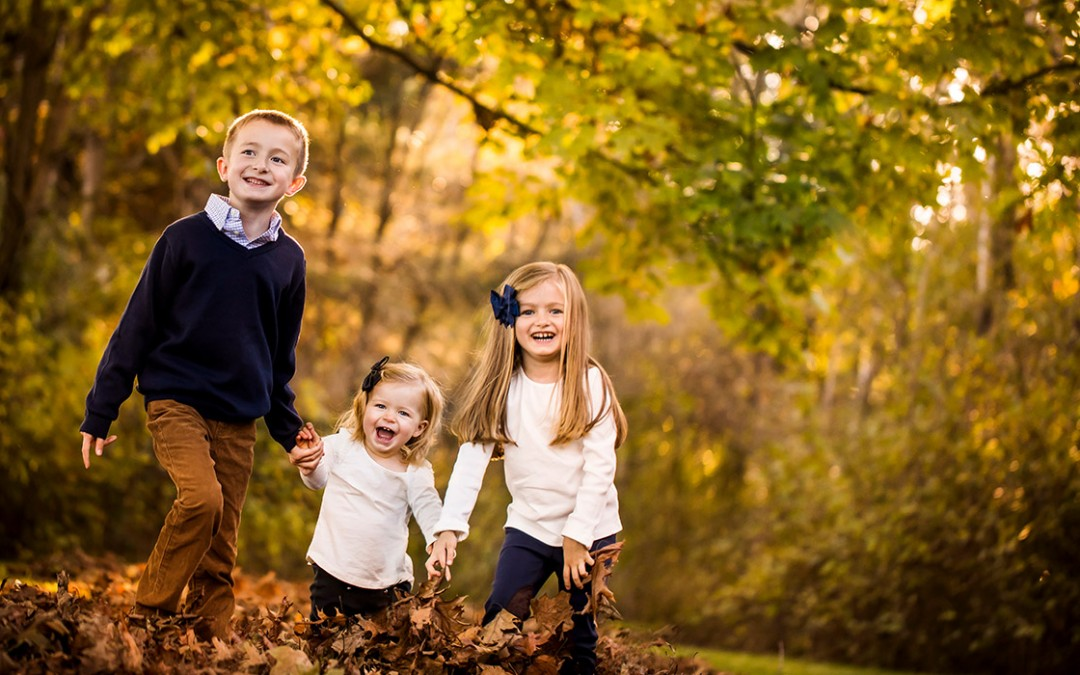 Creating the Perfect Family Photo