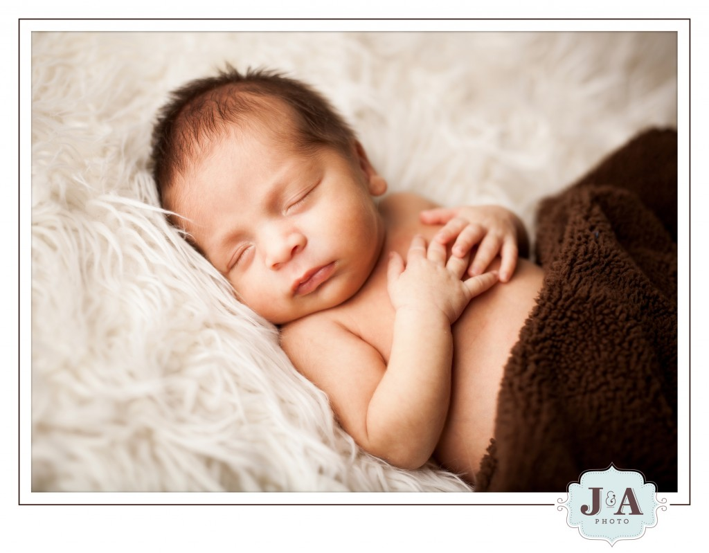 State College Newborn Photography