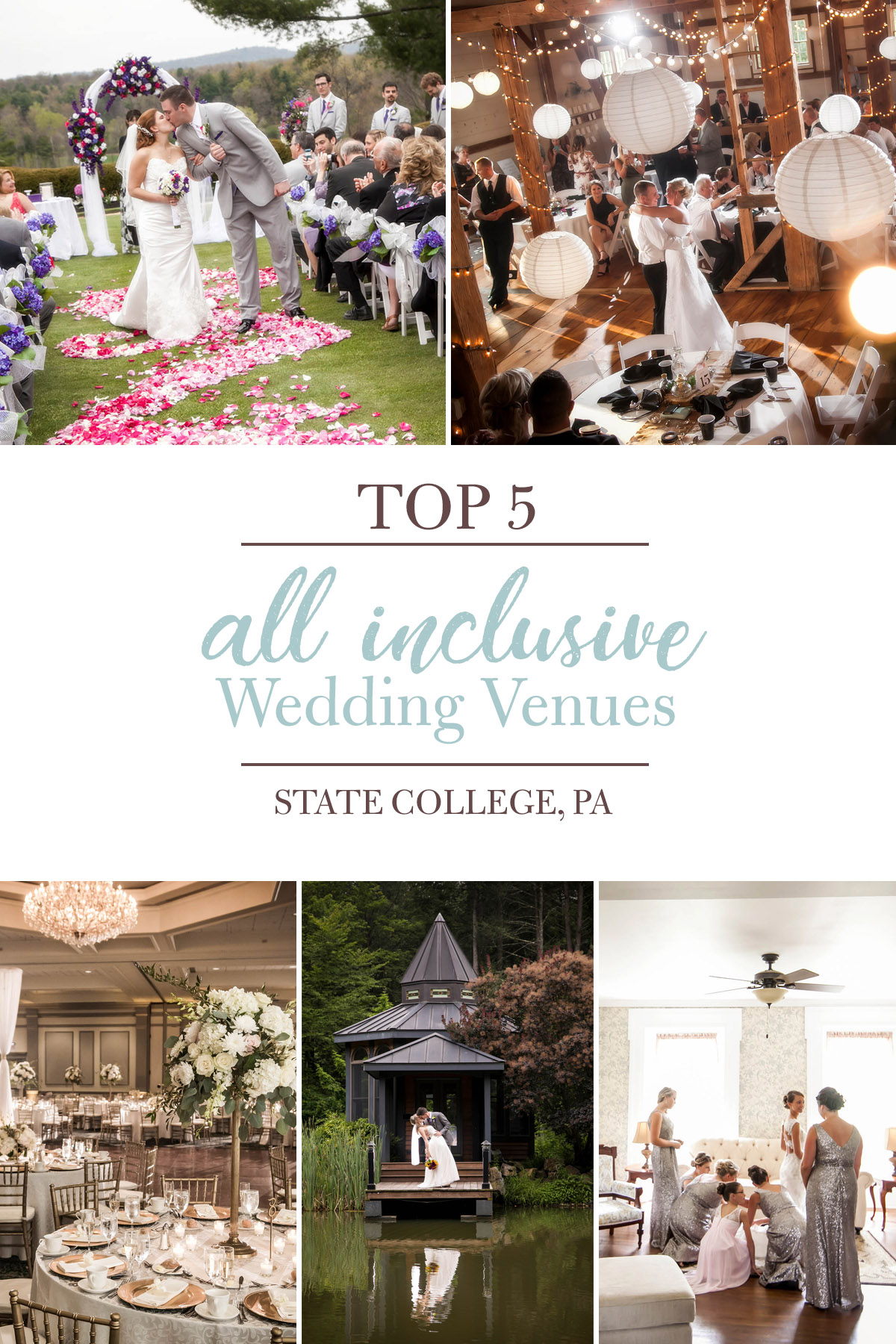 State College Pa Wedding Venues J A Photography